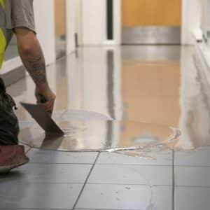 Sub Floor Prep