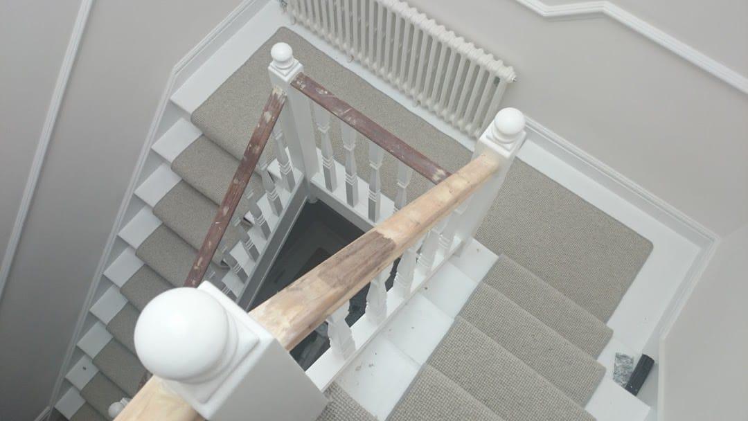 Carpet Fitting - Stair Runner