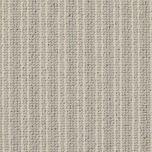 Boucle Neutrals Stripe Gloucester Grey