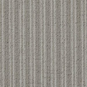 Boucle Neutrals Stripe Sloane Steel